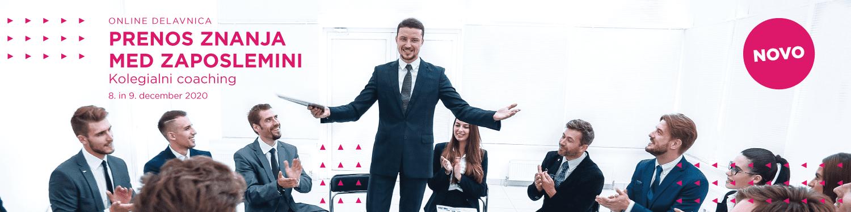 INTERAKTIVNO ONLINE USPOSABLJANJE - Prenos znanja med zaposlenimi